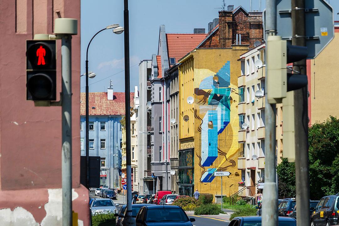 Graffiti boom / Cheb with Keim.